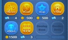 ハピネスツムコイン600